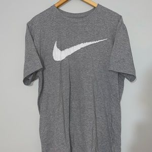 3 for $25 - Men's Nike Gray T-Shirt Size XL